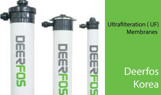 Ultra filteration Membranes - Deerfos