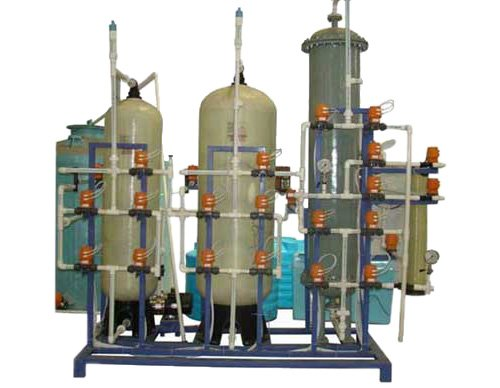 Demineralisation Plants, DM Plants in India - Water Treatment Plants