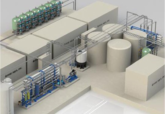 Waste Water Treatment Plant Capacity